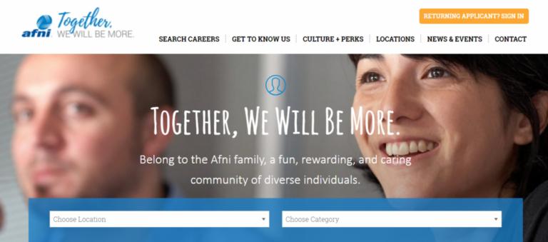 Afni website