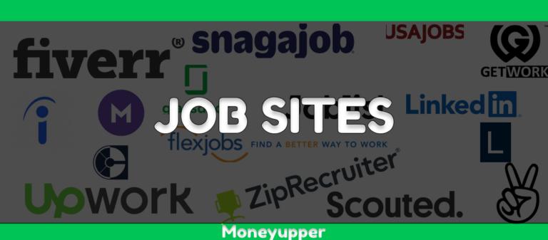 Job sites moneyupper
