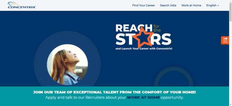 Concentrix career website