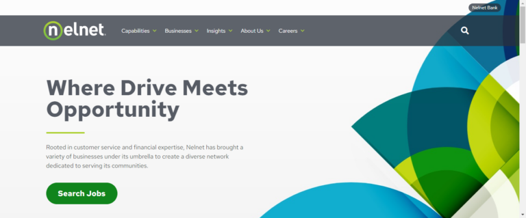 Nelnet website