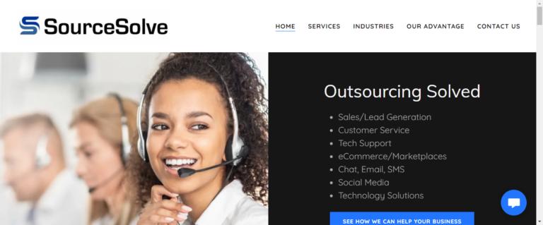 Sourcesolve career website